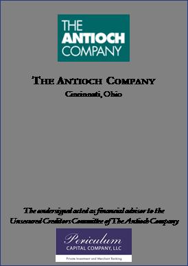 The Antioch Company
