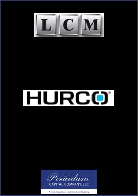 LCM Hurco