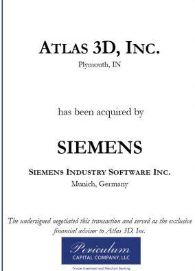 Atlas 3D Tombstone No Logo